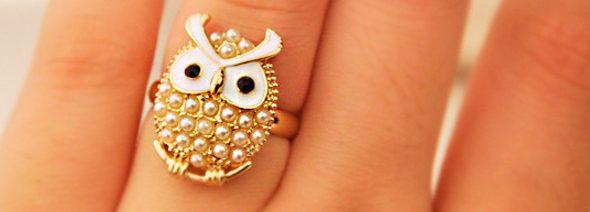 маленькое красивое кольцо