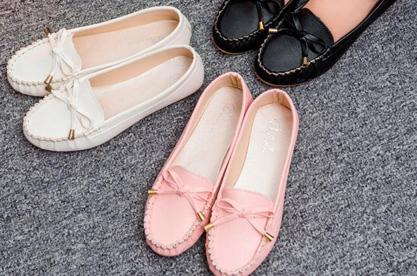 классическая модная обувь